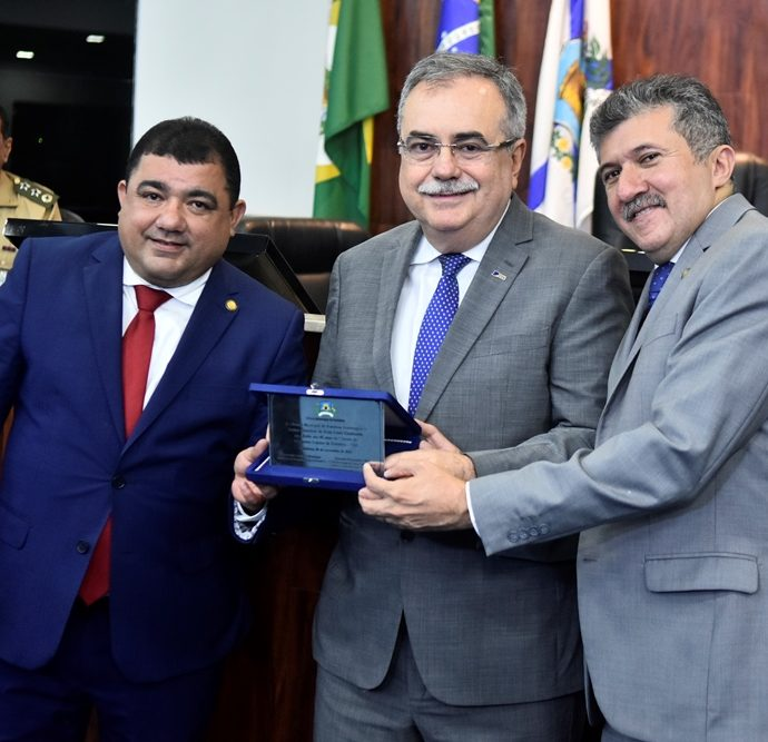 Raimundo Filho, Assis Cavalcante, Antonio Henrique