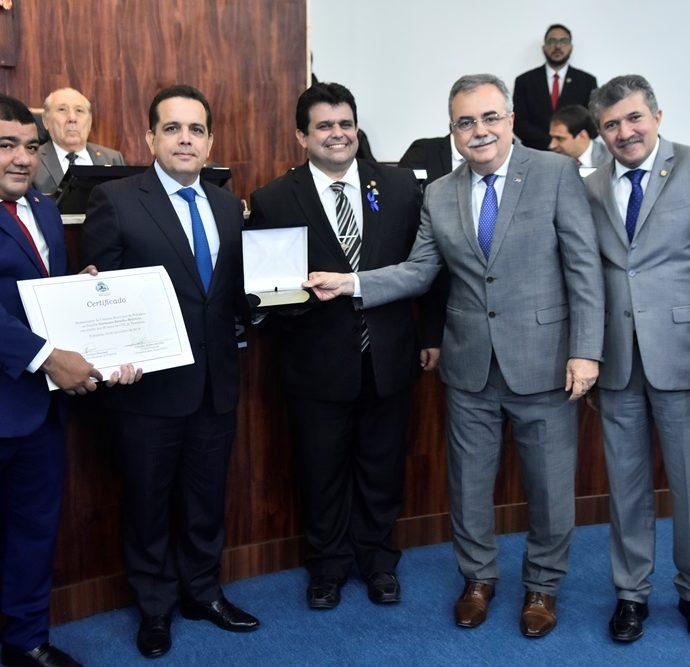 Raimundo Filho, Belchior Ximenes, Jorge Pinheiro, Assis Cavalcante, Antonio Henrique