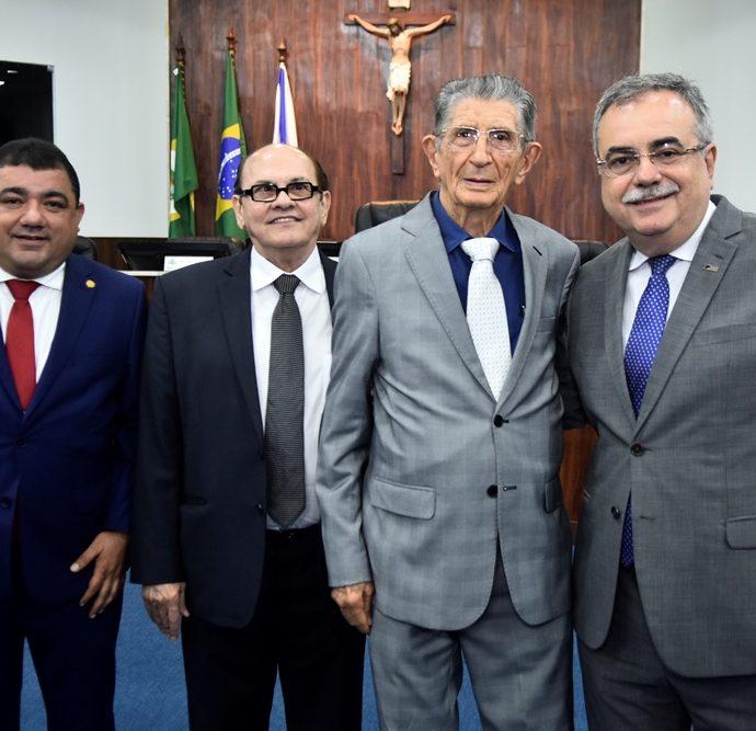 Raimundo Filho, Boris, Alberto Farias, Assis Cavalcante