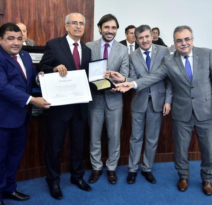 Raimundo Filho, Bosco Macedo, Guilherme Sampaio, Antonio Henrique, Assis Cavalcante