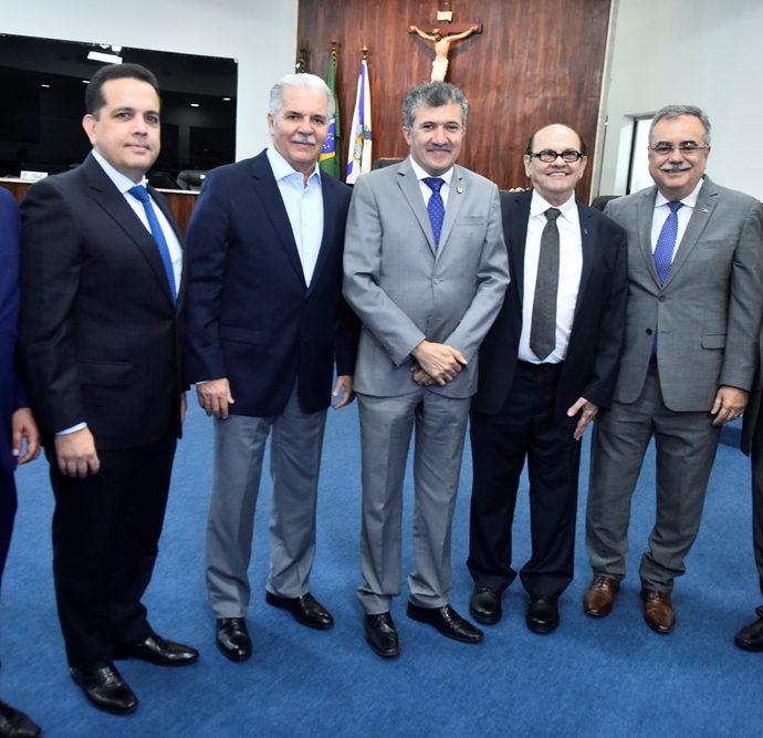Raimundo Filho, Germano Belchior, Pio Rodrigues, Antonio Henrique, Boris, Assis Cavalcante, Idalmir Feitosa