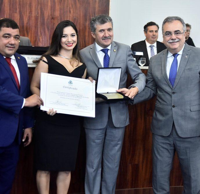 Raimundo Filho, Jamila Araújo, Antonio Henrique, Assis Cavalcante