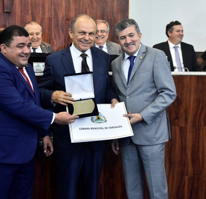 Raimundo Filho, Onorio Pinheiro, Antonio Henrique