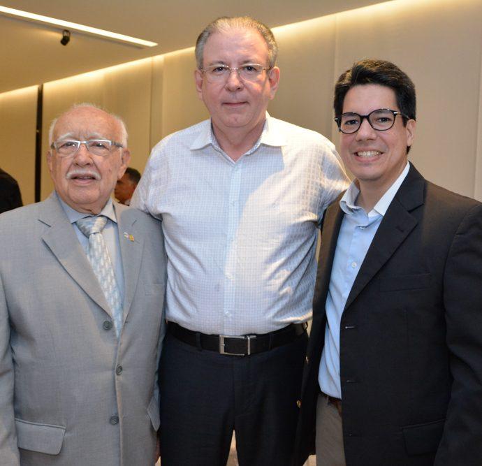 Raimundo Padilha, Ricardo Cavalcante E Andre Aguiar
