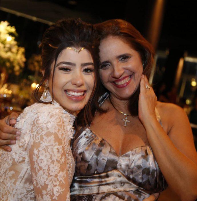 Rayssa Cavalcante E Lisiane Fernandes