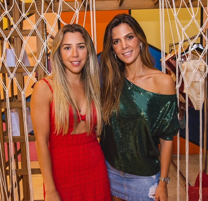 Raissa Rodrigues E Camila Militao