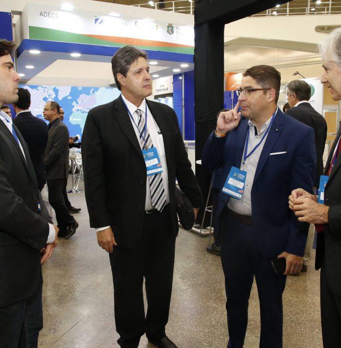 Raphael Boris, Marcos Oliveira, Hermes Monteiro E Marcos Pompeu