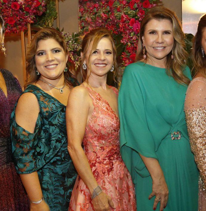 Rebecca Albuquerque, Gisela Vieira, Claudiane Juacaba, Georgia Fontes E Alessandra Arrais