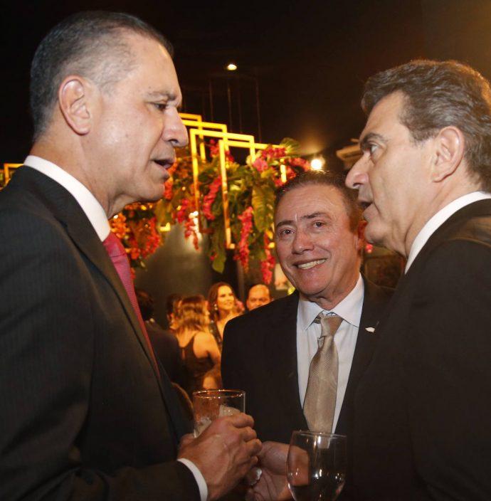 Regis Medeiros, Darlan Leite E Alexandre Pereira