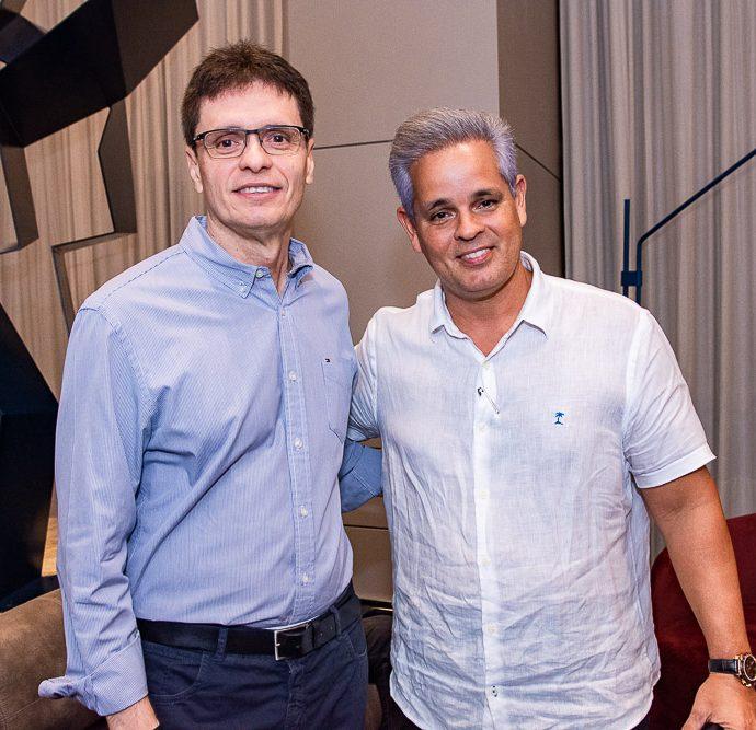 Reinaldo Cavalcante E Joao Cardoso