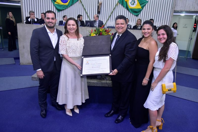 Renan Pinto, Lili Cialdini, Colombo Cialdini, Carolina Cialdini, Manuela Cialdini