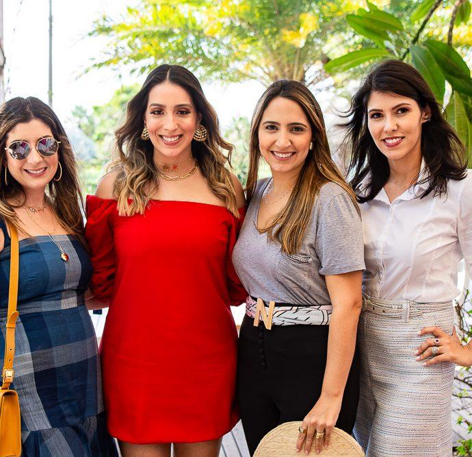 Renata Aguiar, Nathalia Ximenes, Nathalia Holanda E Flavia Laprovitera