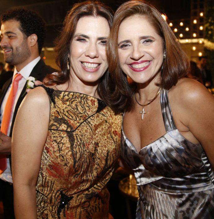 Renata Brasil E Lisiane Fernandes