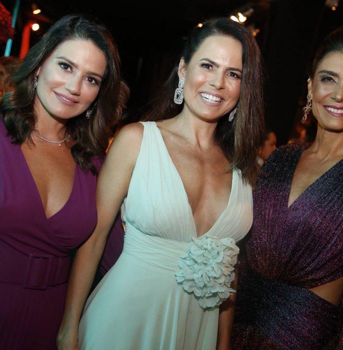 Renata Do Vale, Luciana Sousa E Rebecca Albuquerque