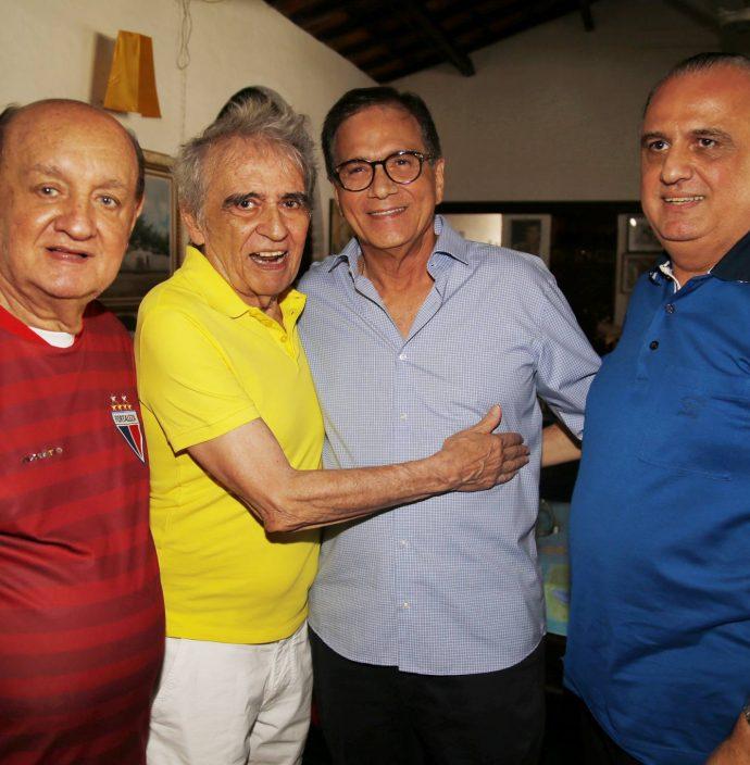 Renato Bonfim, Lucio Brasileiro, Beto Studart E Max Camara