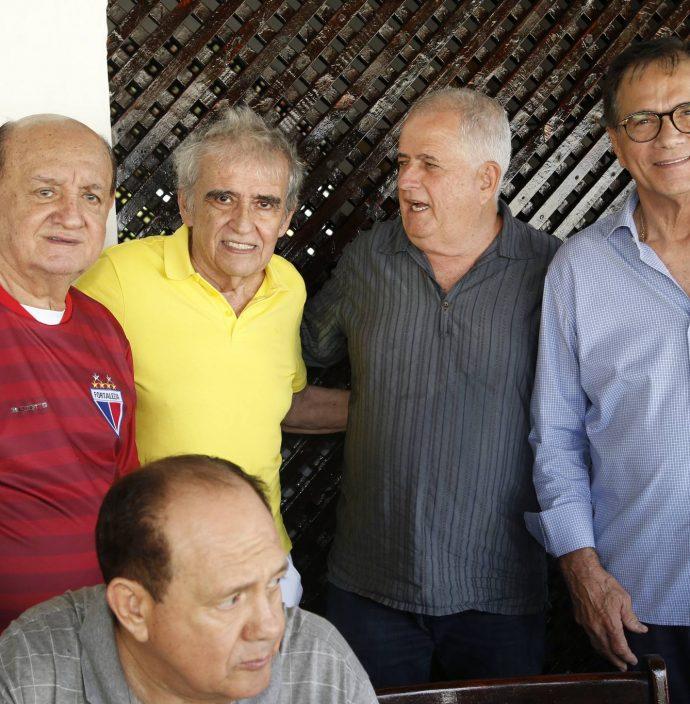 Renato Bonfim, Lucio Brasileiro, Jose Antunes E Beto Studart