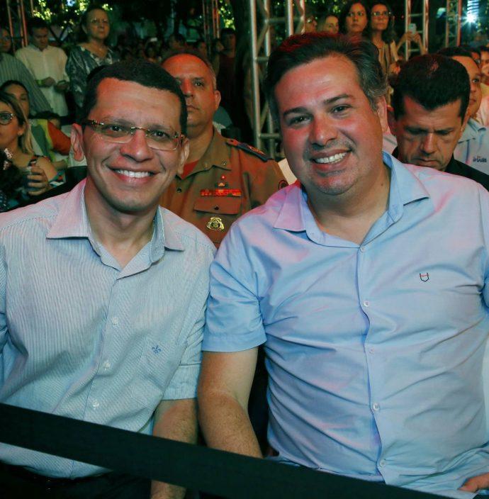 Renato Lima E Samuel Dias