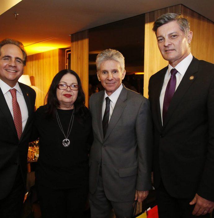 Ricardo Bacelar, Amelinha, Padua Lopes E Cid Marconi