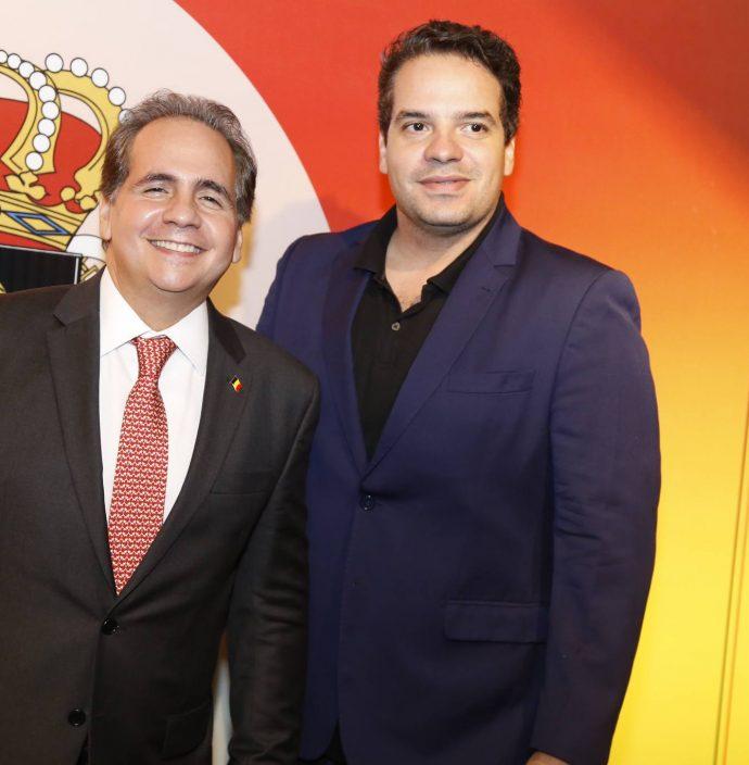 Ricardo Bacelar E Thiago Holanda
