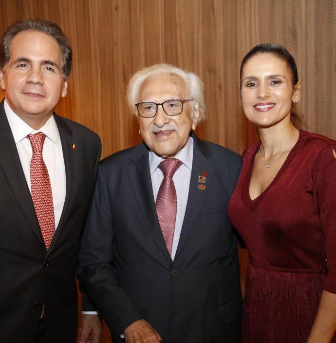 Ricardo Bacelar, Joao De Lemos E Manoela Bacelar