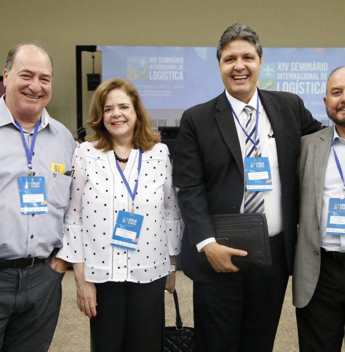 Ricardo Barbosa, Roseante Medeiros, Marcos Oliveira E Julio Cavalcante