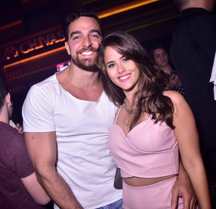 Ricardo Bruno E Nicole Guerra