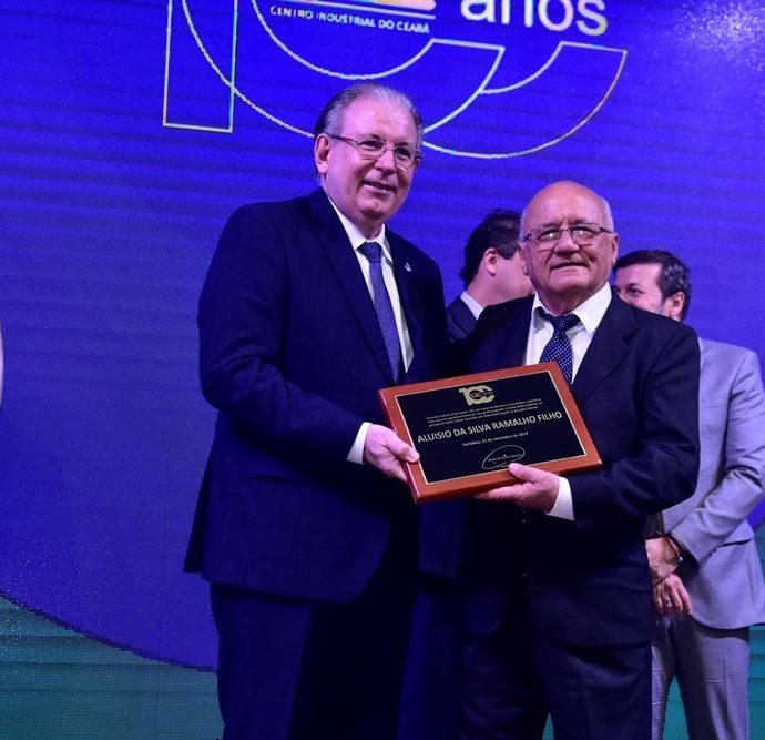 Ricardo Cavalcante, Aloisio Ramalho