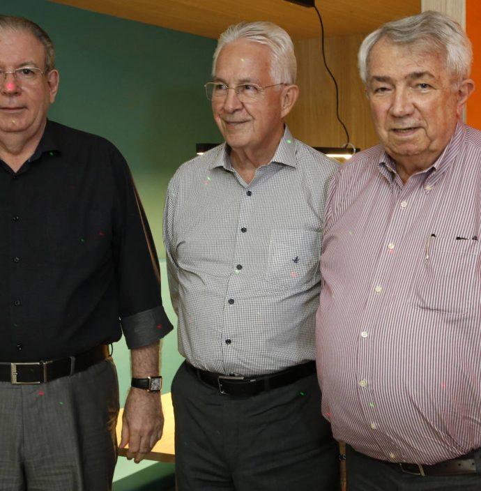 Ricardo Cavalcante, Carlos Prado E Roberto Macedo