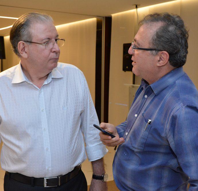 Ricardo Cavalcante E Joaquim Rolim