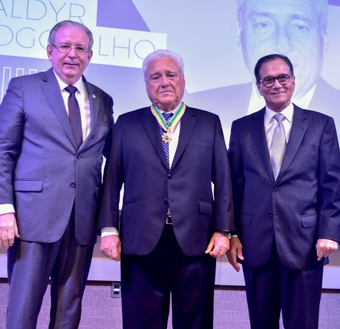 Ricardo Cavalcante, Waldyr Diogo Filho, Beto Studart