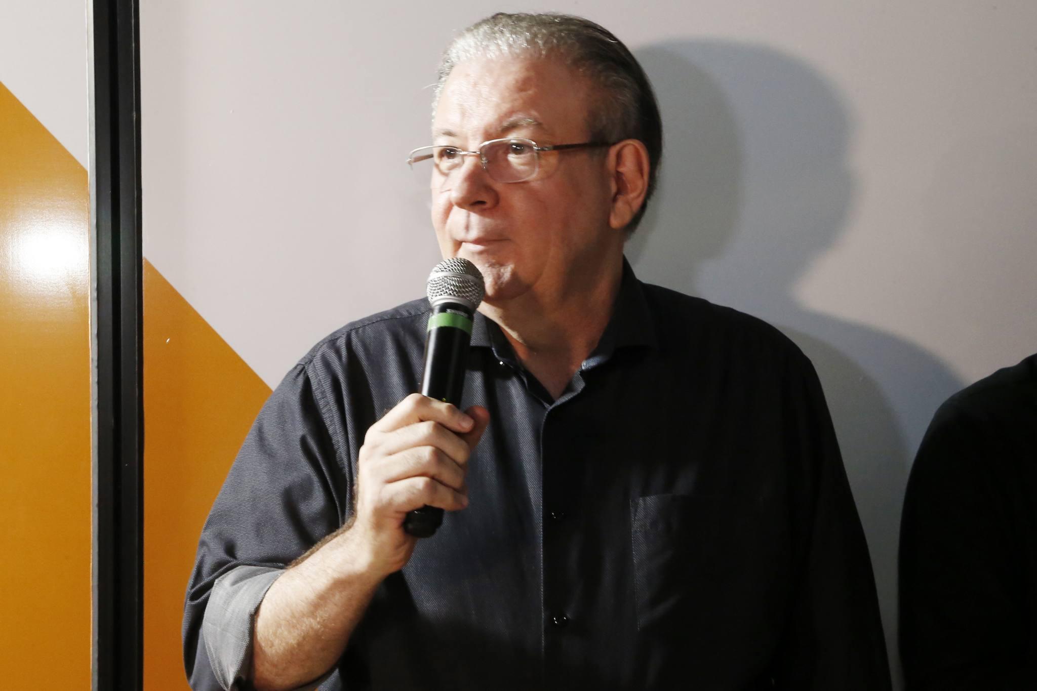 Pavimentando o futuro - Ricardo Cavalcante inaugura o novo espaço do IEL Ceará,na Casa da Indústria