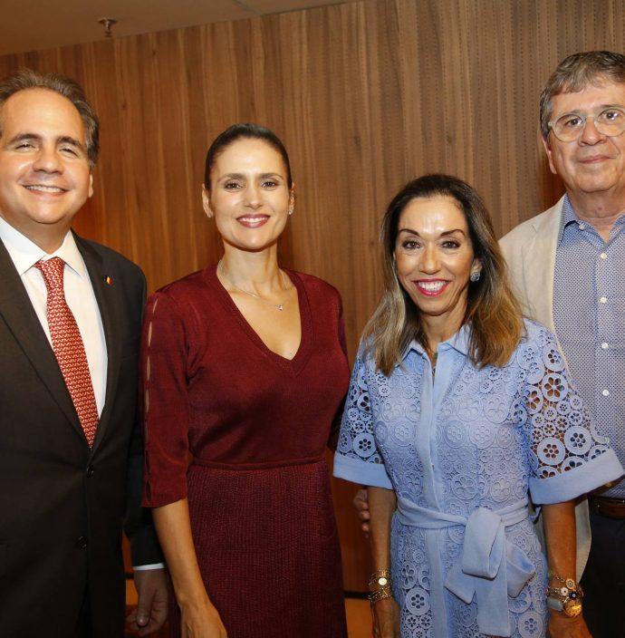 Ricardo E Manoela Bacelar, Marcia E Marcio Tavora