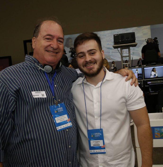 Ricardo E Victor Barbosa