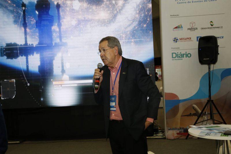 Desenvolvimento do CIPP - Ricardo Parente lança a Expo Pecém 2020 durante a Expolog