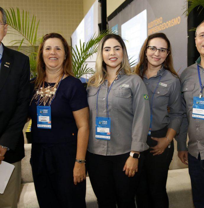 Ricardo Parente, Sandra Almeida, Rafaelle Sobreira, Elane Costa E Rodrigo Almeida