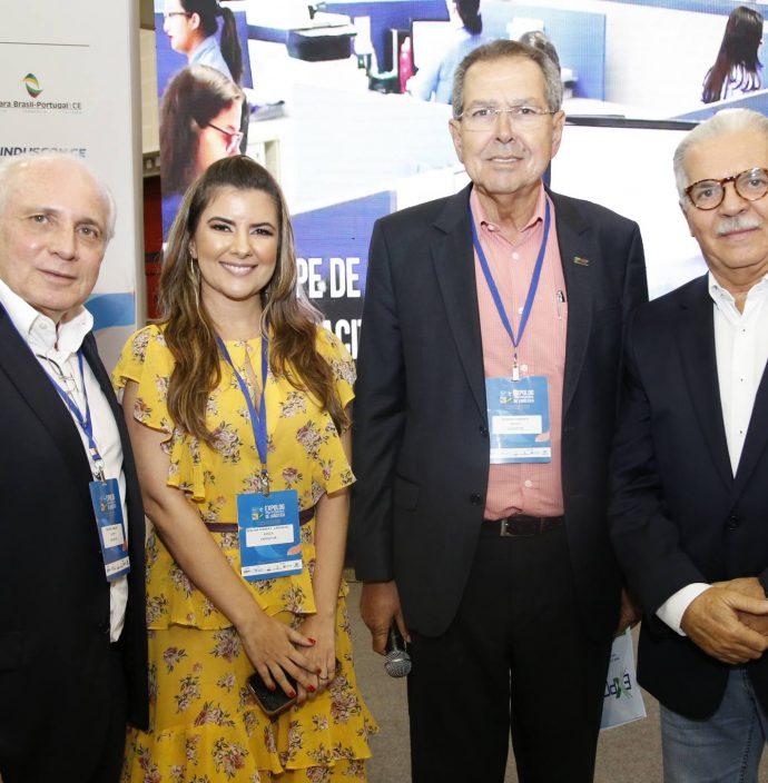 Ricardo Sabadia, Adelina Ferrer, Ricardo Parente E Pio Rodrigues