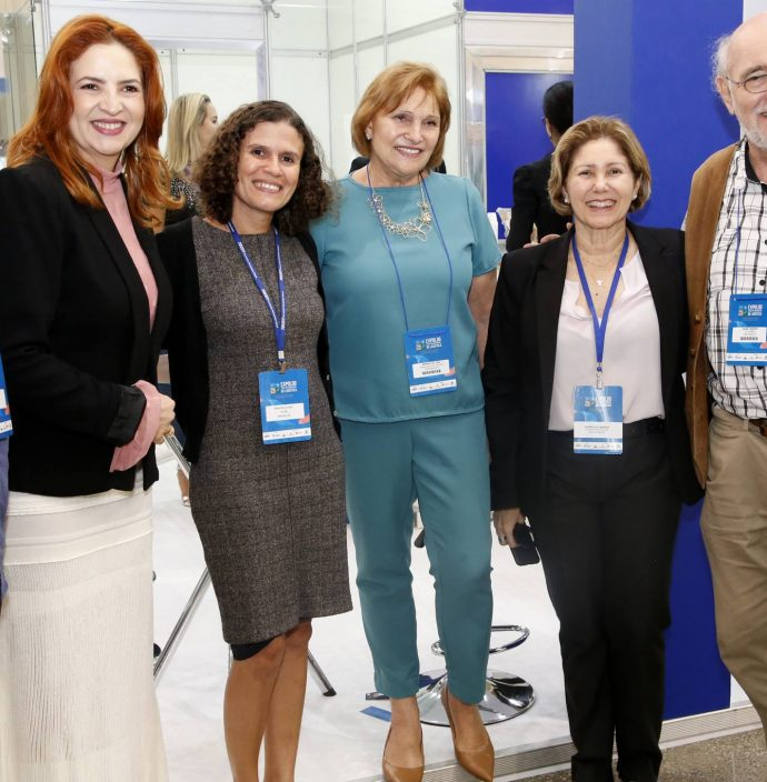 Ricardo Sabadia, Enid Camara, Ana Paula Sidy, Reinhilde Lima, Ludmila Campos, Hane Jurgen