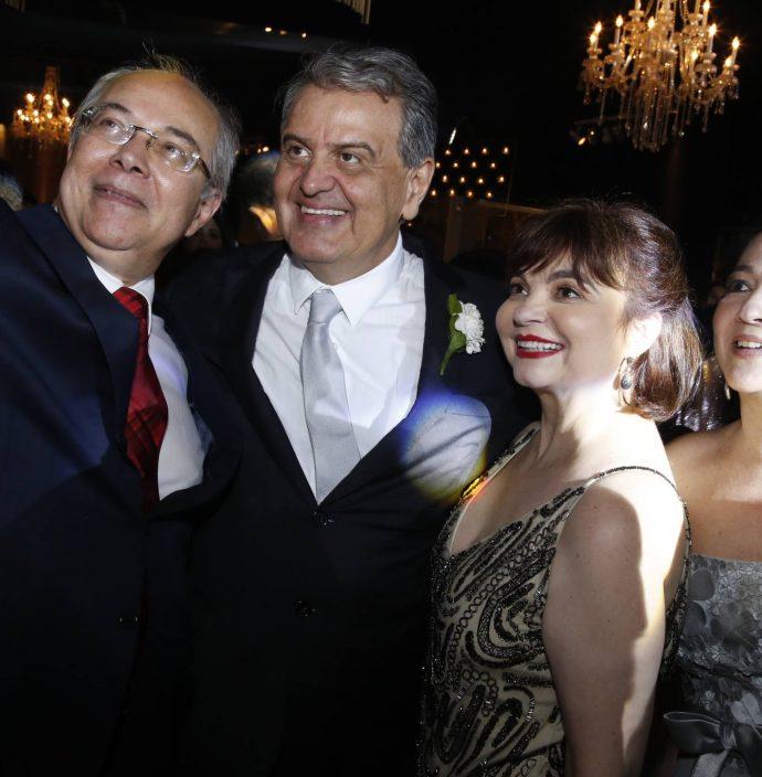 Roberio Leite, Ricardo Pereira, Christiane Leite E Alda Pereira