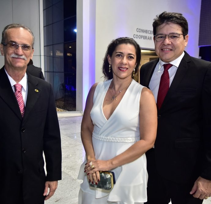 Roberto Feijó, Juliana Lima, Silvio Carlos Ribeiro