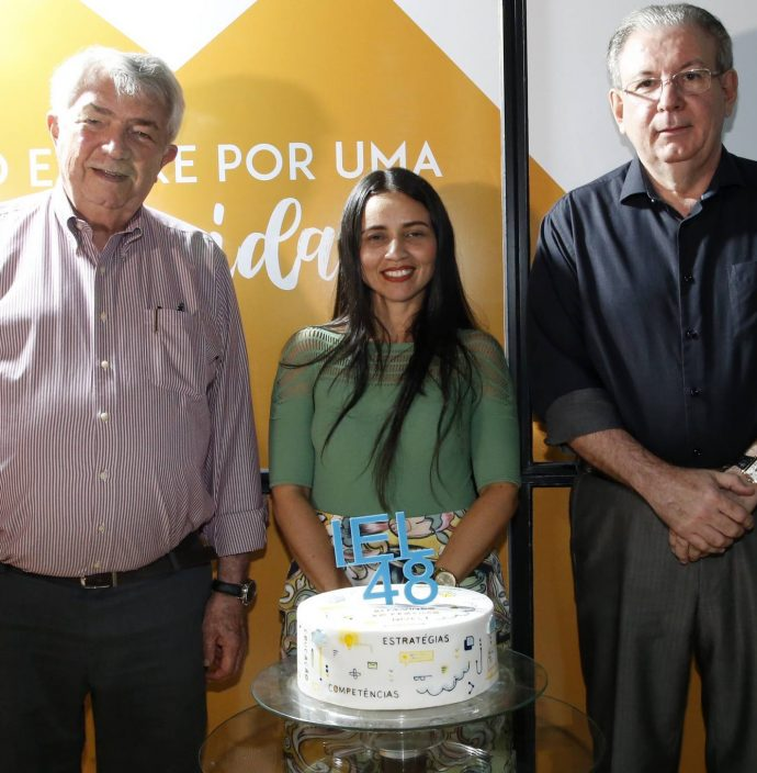 Roberto Macedo, Dana Nunes E Ricardo Cavalcante