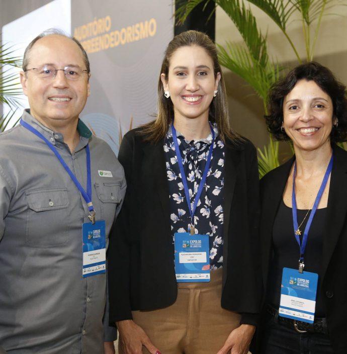 Rodrigo Almeida, Alessandra Grangeiro E Ana Loturco