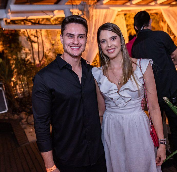 Rodrigo Junqueira E Iasmin Magalhaes