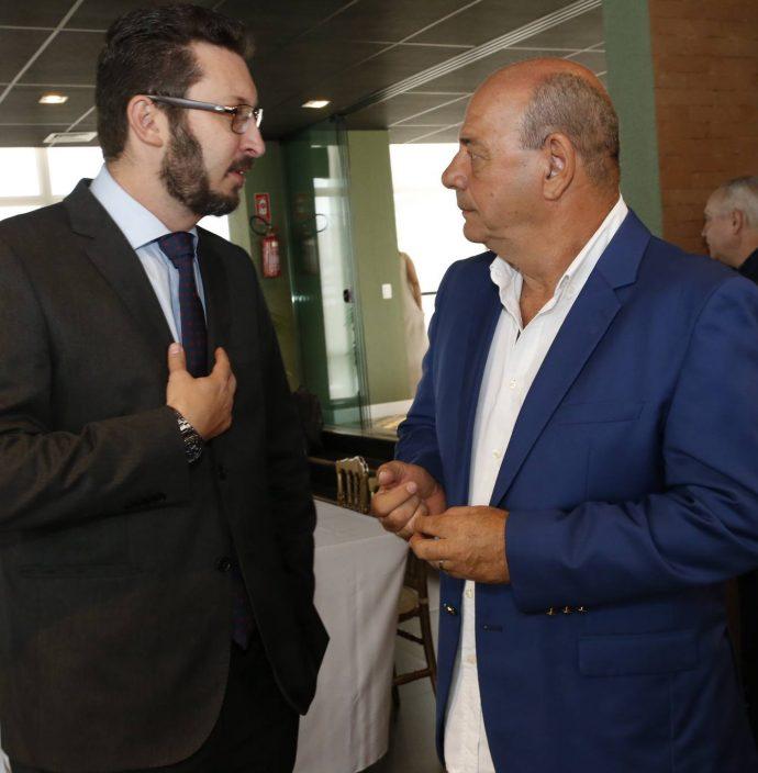 Rodrigo Leite E Fernando Travessoni