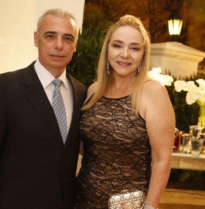 Rogerio Torres E Sandra Fujita