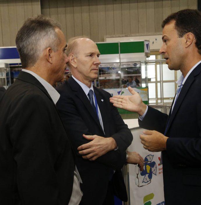 Roni Melo, Adalberto Tokaski E Danilo Serpa