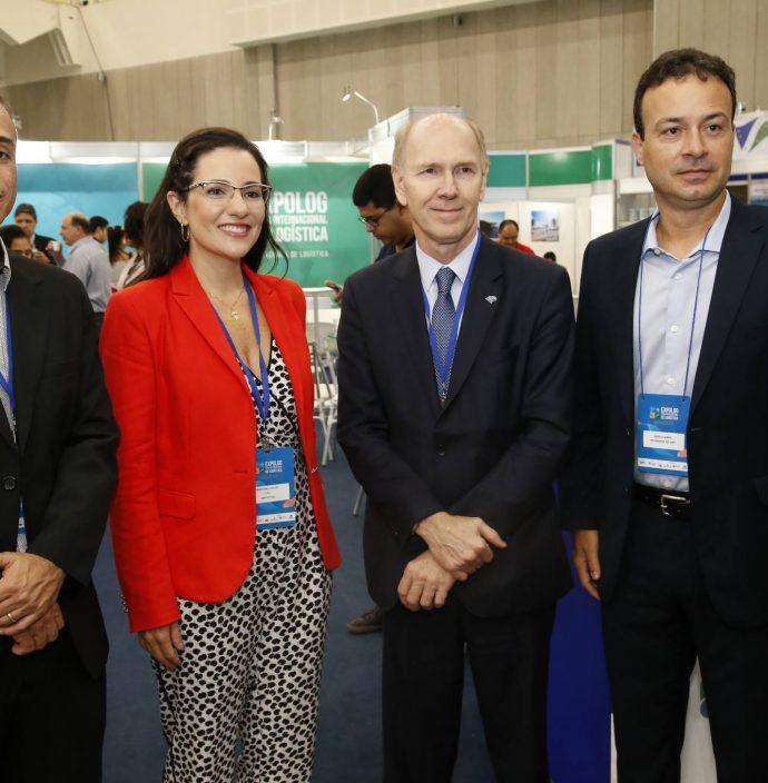 Roni Melo, Mayhara Chaves, Adalberto Tokaski E Danilo Serpa