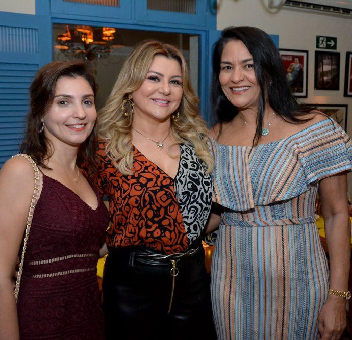Rose Marie, Silvana Guimarães E Rose Matos