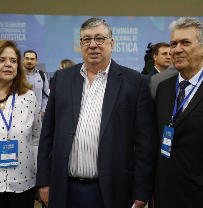 Roseane Medeiros, Maia Junior E Clovis Nogueira