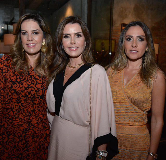 Roseli Diogo, Patricia Nogueira E Renata Oliveira