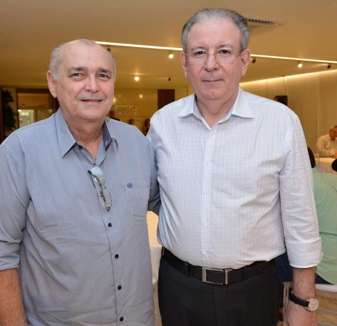 Rosinar Costa E Ricardo Cavalcante